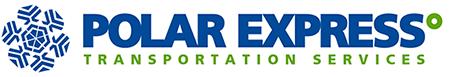 polar express transportation logo